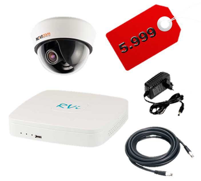 Трафик ip камеры видеонаблюдения